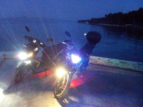Motorcycle Ride Manila, Calabarzon, Batangas, Quezon, Bicol, Samar And Back To Manila