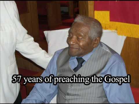 Pastor Jethro Wright