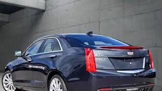 New 2017 Cadillac ATS AWD 2.0L Turbo  Luxury $13,106 OFF MSRP for sale in Kelowna, BC