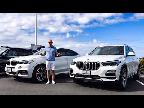 2019 Bmw X5 Vs 2019 Bmw X6 2 Great Choices Only 1 Winner