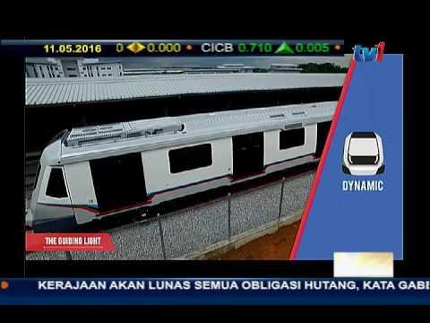 BIZ MALAYSIA - MRT CORP JANGKA BERI KONTRAK RM 10 BILION  [11 MEI 2016]