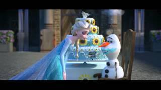 Frozen Fever   Officiële Trailer   Disney NL   Nu in de bioscoop!