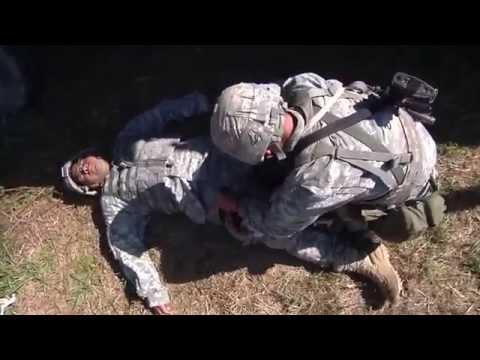 Expert Field Medical Badge - Fort Campbell