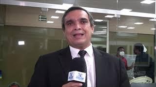 Júnior, explana a importância da aprovação, devido a PL Federal do orçamento de Guerra