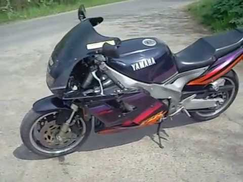 yamaha fzr 1000 exup 1991 youtube. Black Bedroom Furniture Sets. Home Design Ideas