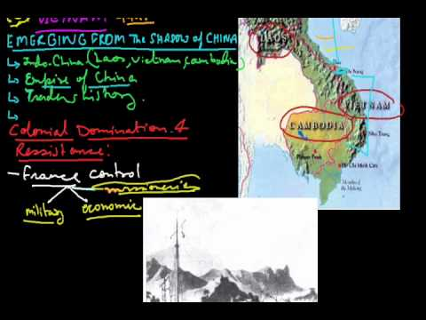 The Nationalist Movement in Indo-China 001