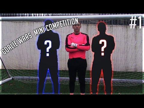 Mini Goalie Wars Competition #1