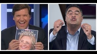 LIVE: Tucker Carlson VS Cenk Uygur from the Young Turks Debate of the Century at Politicon