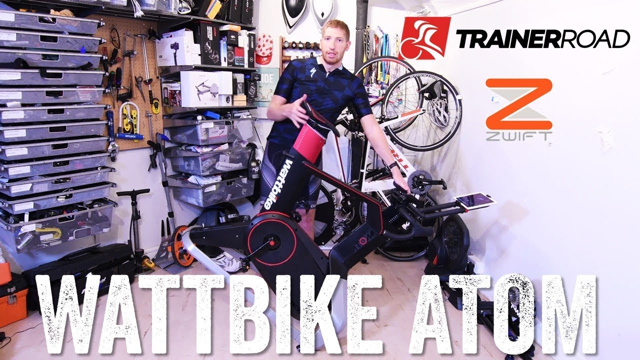 Wattbike Atom In-Depth Review | DC Rainmaker