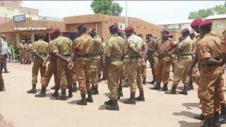 Burkina faso, Arrestation de Djibril Bassolé