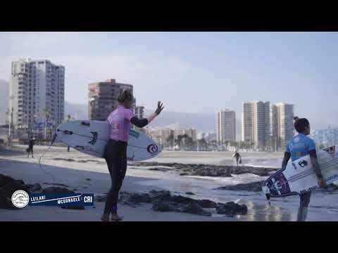 Highlights: Heroes de Mayo Iquique Pro, women's - day 3