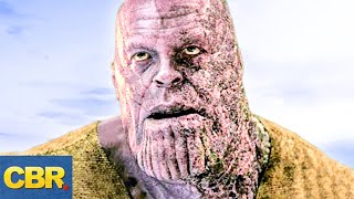 Avengers Endgame: What If Thanos Wasn't Killed At The Start?