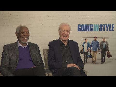 Going In Style: Morgan Freeman wants a knighthood