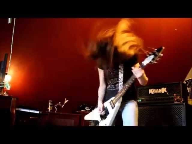 Black Label Society Fire It Up Cover with Solo