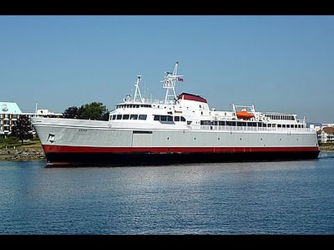 coho-ferry