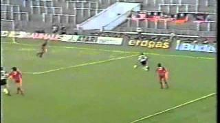 WM 90 Qualifier Wales v Germany 31st MAY 1989