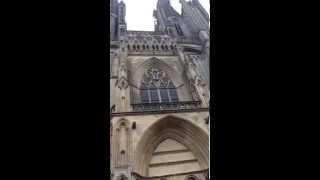 Cathédrale Notre-Dame de Coutances - Sonnerie Partielle (2)