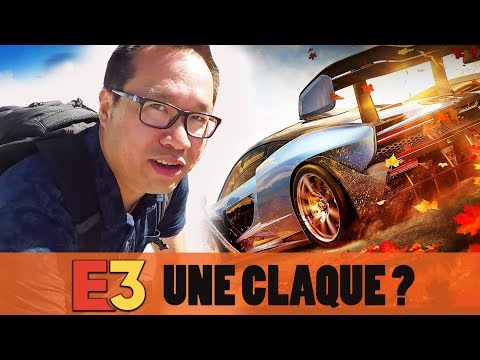FORZA HORIZON 4:  Une BAFFE GRAPHIQUE ?  - Nos Impressions (E3 2018)