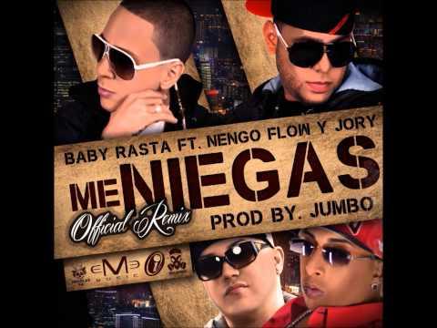 baby rasta y gringo ft  ñengo flow, jory boy   me niegas RMX (epicenter powerbass HD)) by dj fercho