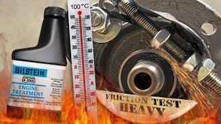 Bilstein R-2000 Dodatki do oleju Test Tarcia 100°C 2kg