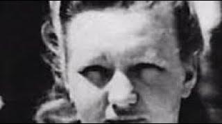 Female Nazi Guard and War Criminal Dorothea Binz