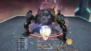 FF14 Stormblood Level70 raid : Alphascape V3.0 Ultrawide 3440×1440 ...