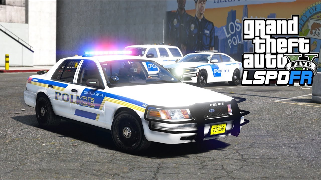 GTA 5 - LSPDFR Ep565 - Orlando PD in Action!!