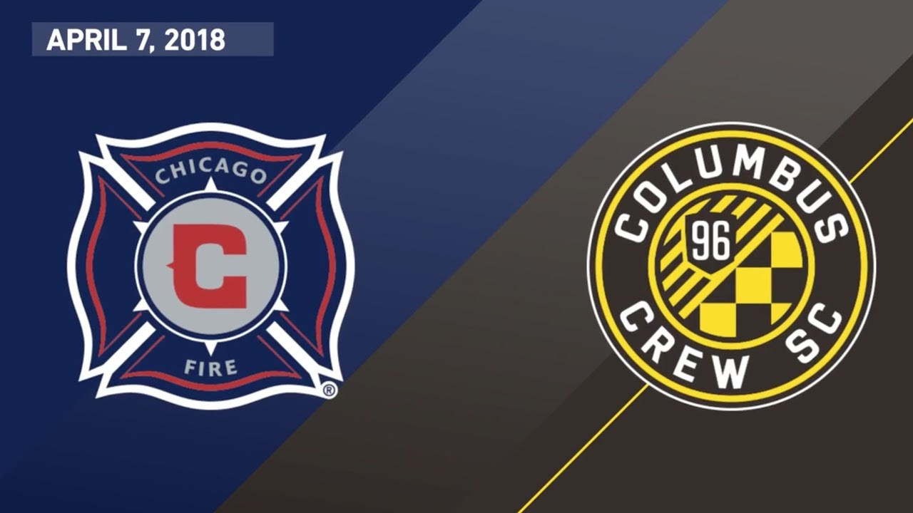 Match highlights chicago fire vs columbus crew sc april 7 match highlights chicago fire vs columbus crew sc april 7 2018 biocorpaavc Images