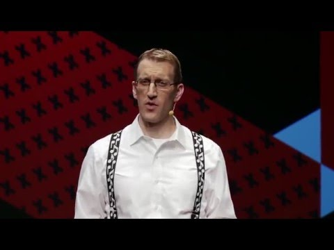Liquid Lead Dancing - It takes two to lead | Trevor Copp & Jeff Fox | TEDxMontreal