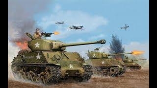 War Thunder - M4A3E2 Jumbo cap böyle tutulur.