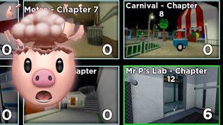 MR P'S LAB MAP LEAK! | Roblox Piggy Chapter 12 Sneak Peeks