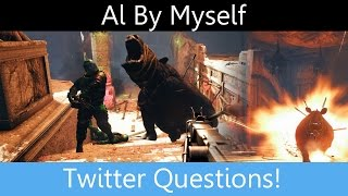 Real Life Al - I Answer Twitter Questions!