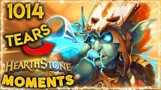 The MOST SATISFYING Way To Mess With Your Opponent | Hearthstone Daily Moments Ep.1014