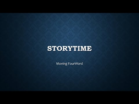 Original Short Story--Storytime w/ Narration