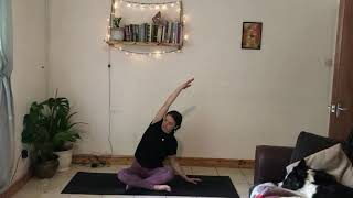 Poppy - Mixed Ability Yoga Flow (not suitable for complete beginners)