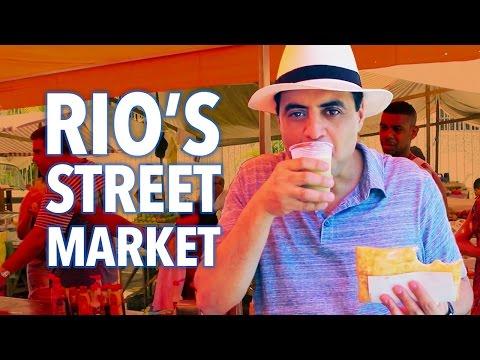 Rio Street Market - Feira Livre no Rio de Janeiro