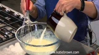 Katie Brown Workshop - Bread Pudding Recipe