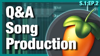FL Studio 20 Q&A Song Production Tutorial - Episode II: Drum Samples and Some Microsoft Sounds!