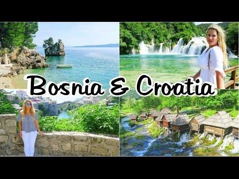 Bosnia & Croatia travel video | Zala