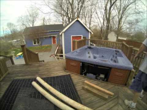 Hot tub removal Omaha NE | Uno Hot Tub Jacuzzi Removal Disposal Service 402 810 6322