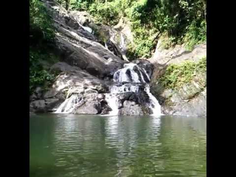 Awao falls, Compostela valley