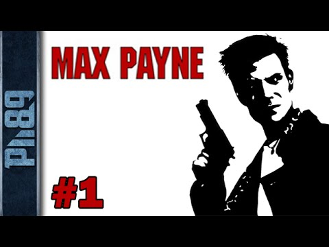 Max Payne Gameplay Walkthrough Part 1: The American Dream, Chapter 1: Roscoe  Street Station