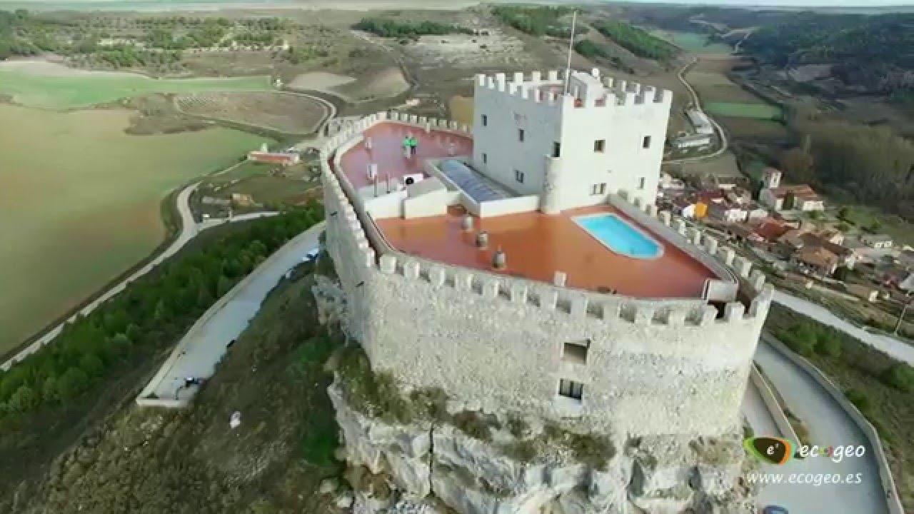 Castillo De Curiel De Duero Youtube Castillos Lugares De España Valladolid España