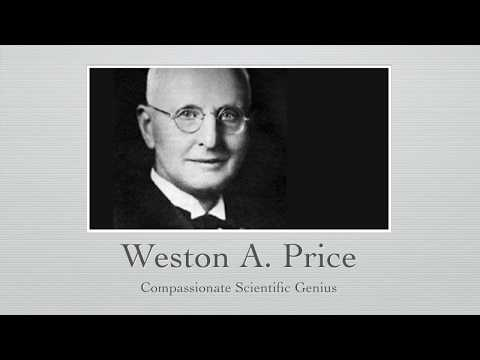 Dr. Weston A. Price Overview