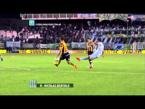 Olimpo vs Banfield (1-1) Primera División 2016 - todos los goles resumen from YouTube · Duration:  1 minutes 38 seconds