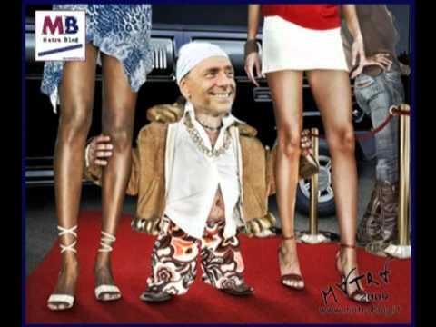El caballero de Sevilla (Silvio Berlusconi)-JP Perlage