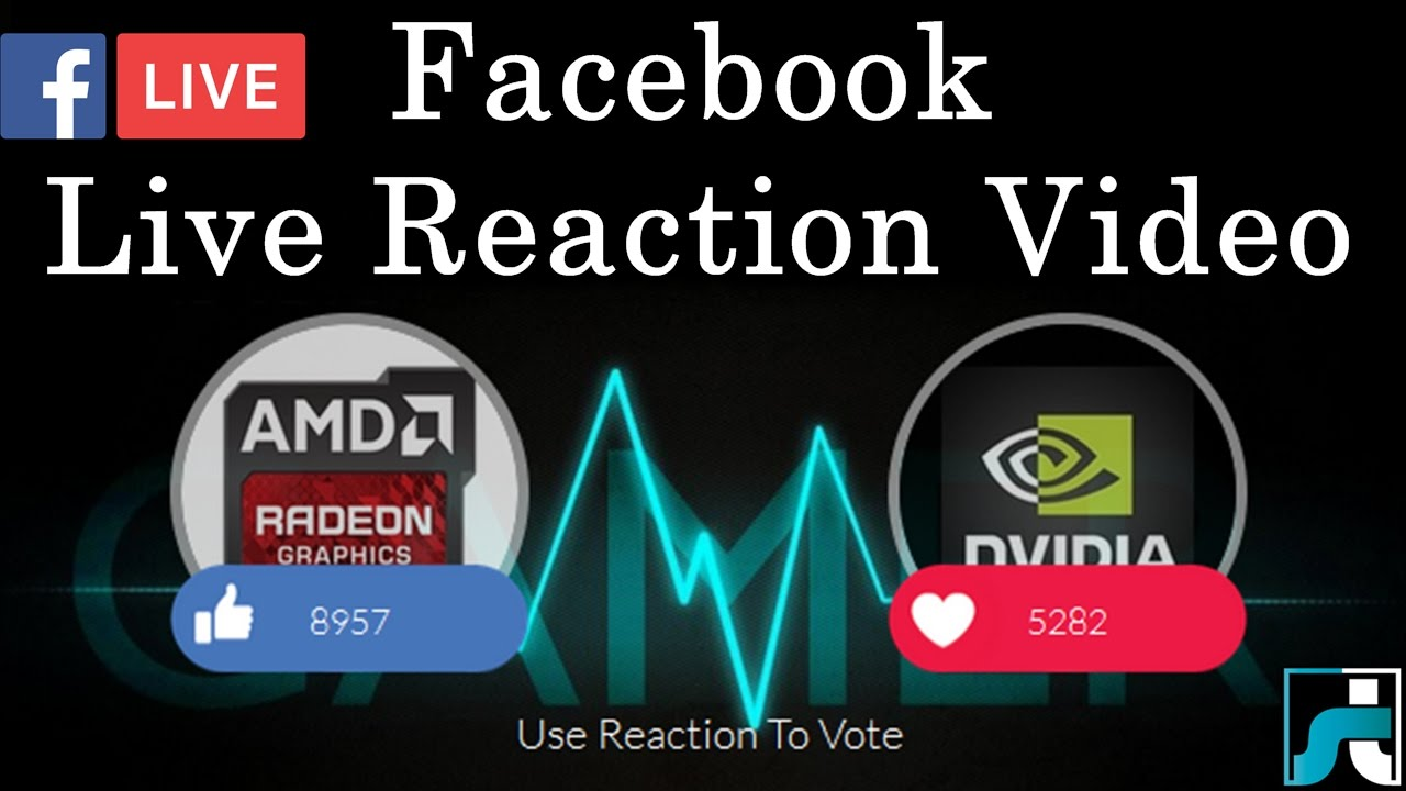 How To Live Stream Video On Facebook Page Voting Reactions