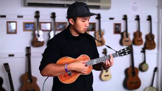 "Kris Fuchigami - Ukulele Instrumental -""A Thousand Years"" -Christina Perri"