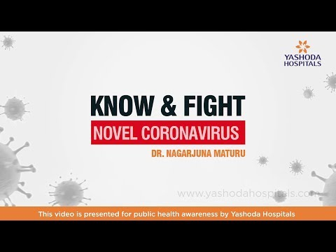 Know And Protect Yourself Against Novel Coronavirus | The Symptoms And Precaution Measures