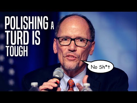 """Tom Perez Admits He """"Underestimated"""" How Difficult Rebuilding the DNC Would Be"""